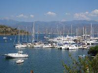 Турция: Фетхие - курорт на стыке двух морей