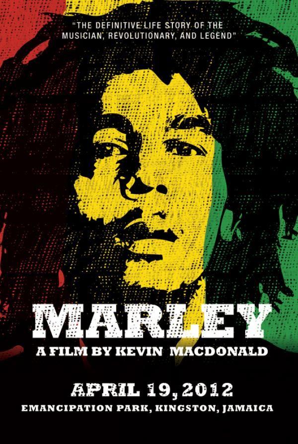 Marley #Documental (Kevin Macdonald, 2012 - Estados Unidos-Reino Unido)