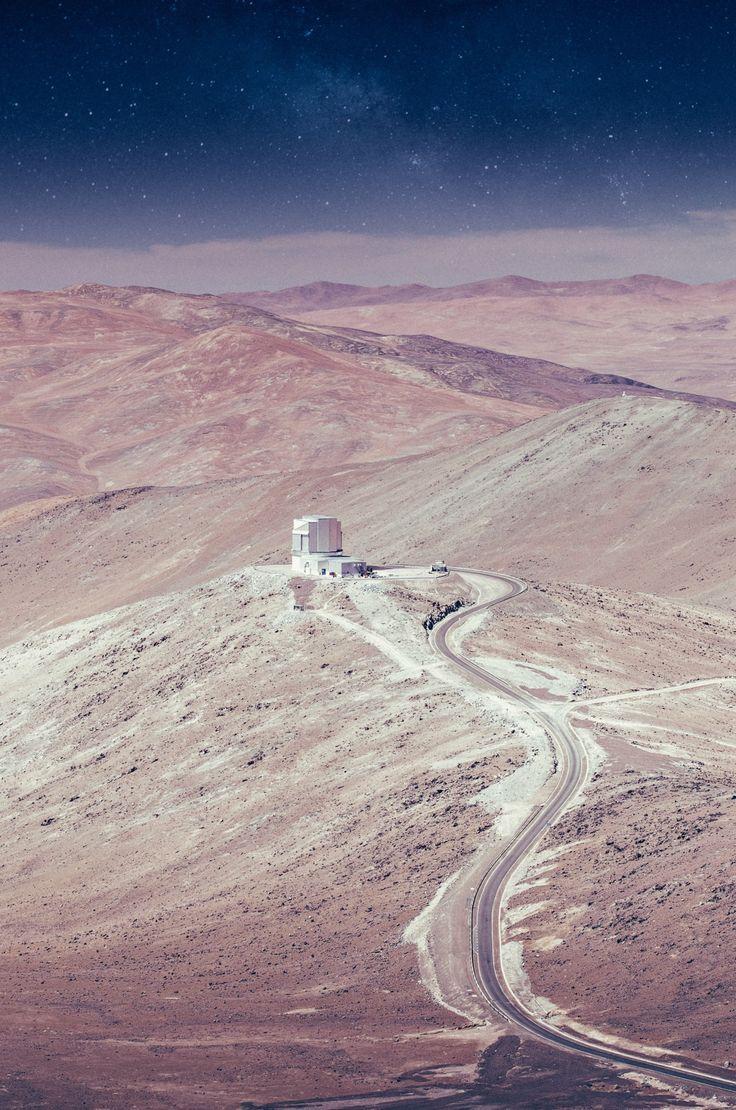 Magical! Paranal Observatory, Atacama desert, Chile
