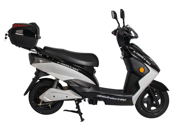 X-treme Cabo Cruiser Electric Bike Moped