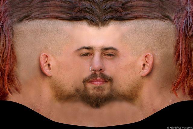 White Man  Diffuse