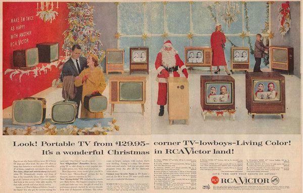 RCA Victor Television