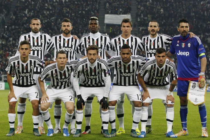 GIANLUIGI BUFFON | GALLERY | Juventus Manchester City | Champions League 2015-2016