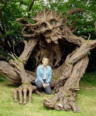 Tree Troll stoneartireland