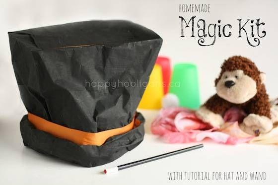 Un kit de magie | La cabane à idées