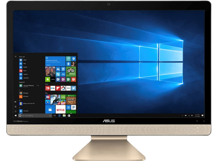ASUS V221ICUK-BA018T Vivo All-in-One-PC