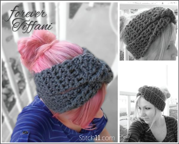 463 Best Crochetheadbands Images On Pinterest Crocheted