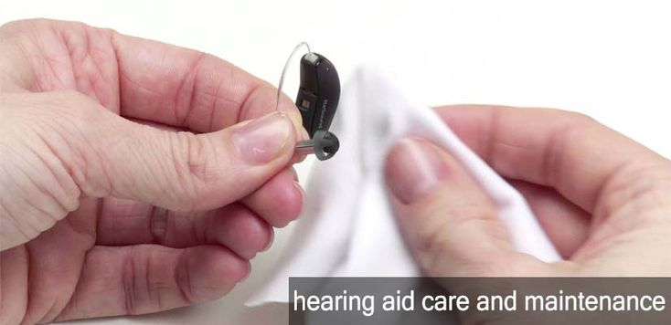 how to make a fake hearing aid