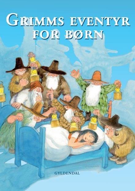 Læs om Grimms eventyr for børn. Bogens ISBN er 9788702093858, køb den her