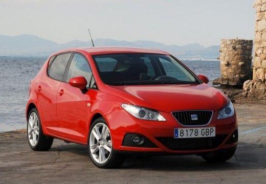 SEAT Ibiza Reference rouge