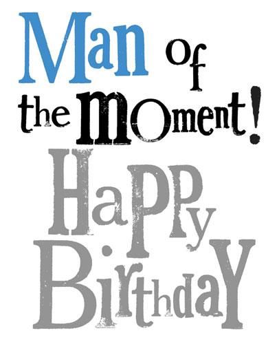 Happy Birthday Images for Men