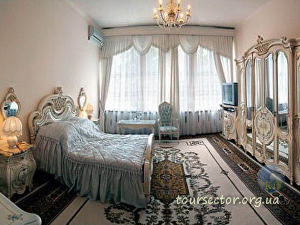 """комната в санатории """"Хрустальный Дворец"""""""