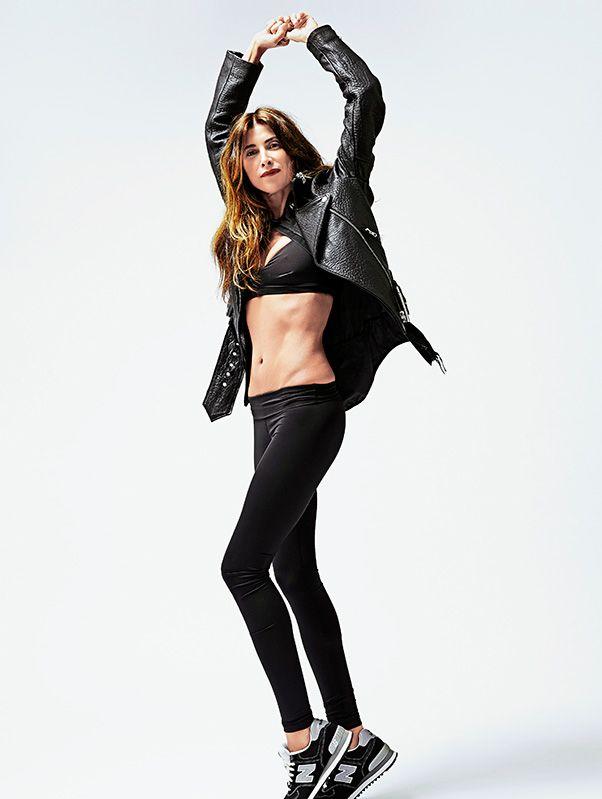Jodhi Meares in Harper's Bazaar #theupside #stylerunner