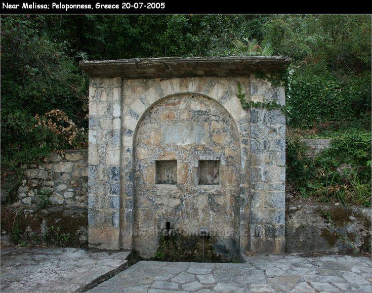 Spring - Melissa - Laconia - Peloponnese - Greece