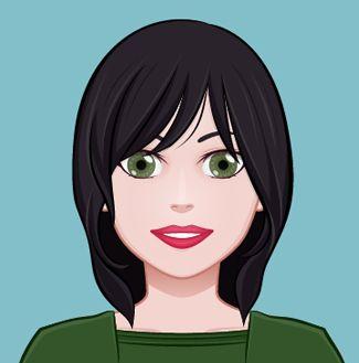 Esta es Sara Colgan, la protagonista de Cupcakes en Manhattan. Para saber más sobre ella http://www.olgadellera.com/personajes-cupcakes-en-manhattan/