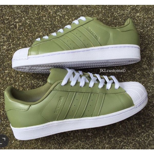 Adidas Superstar Khaki And White flagstandards.co.uk