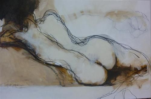 Manyung Gallery Group Julie  Hutchings Written In The Past