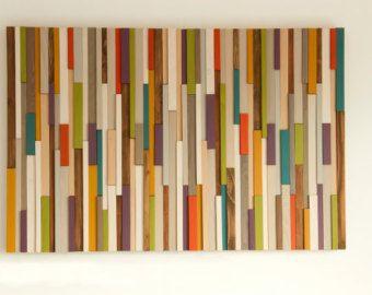Oltre 25 fantastiche idee su Arte della parete a mosaico su ...