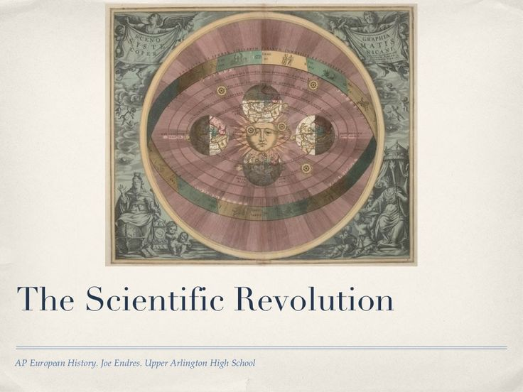 The Scientific Revolution by OSU's Harvey Goldberg Center for Excellence in Teaching via slideshare