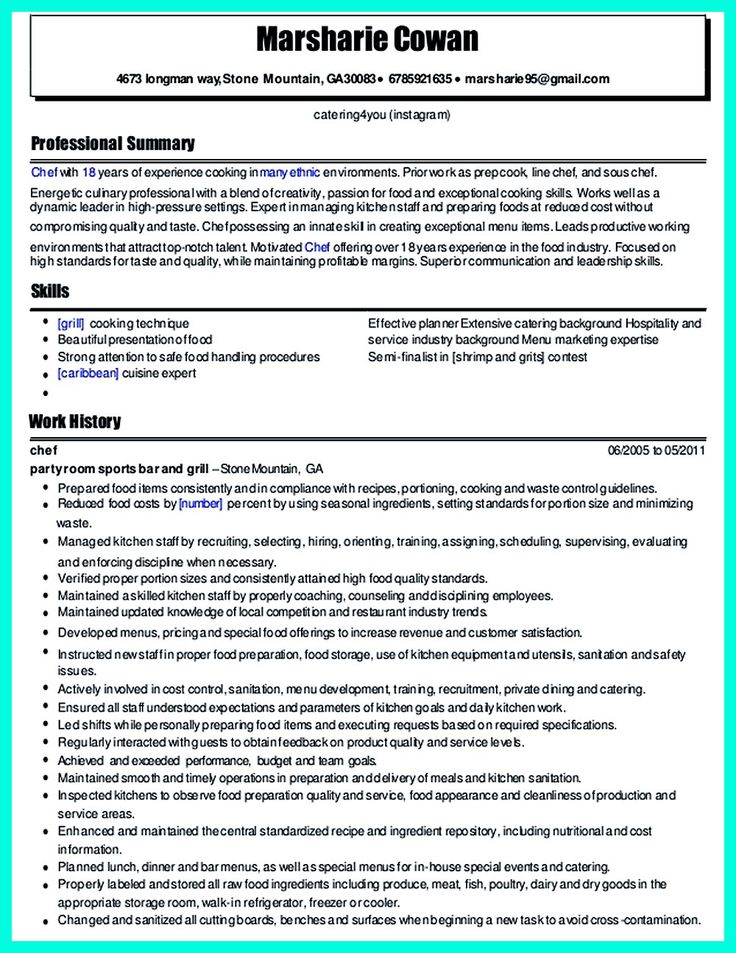Professional Resume Writing Services by Nadine
