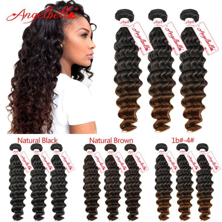 Loose Deep Curls Human Hair Weave Brands Curly Peruvian Hair Extension Sale Loose Curly Weave Virgin Hair Suppliers Angelbella