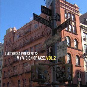 Lady Gisa - My vision of Jazz Vol 2