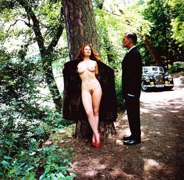 Helmut Newton | 1995 Max Schmidt Men's Fashion Wear, Berlin III