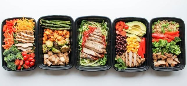 Men de tupper para la oficina 5 recetas sanas f ciles y - Comidas saludables y faciles de preparar ...