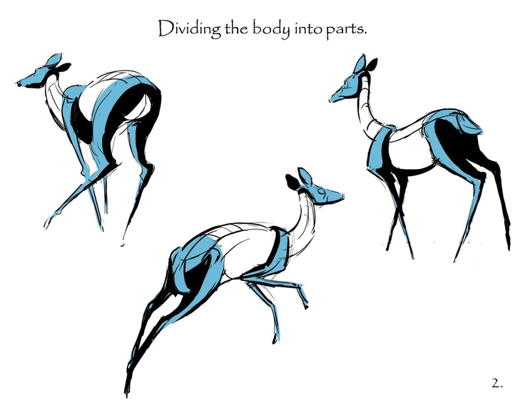 Best Character Design Tips : Best images about creature design deer on pinterest