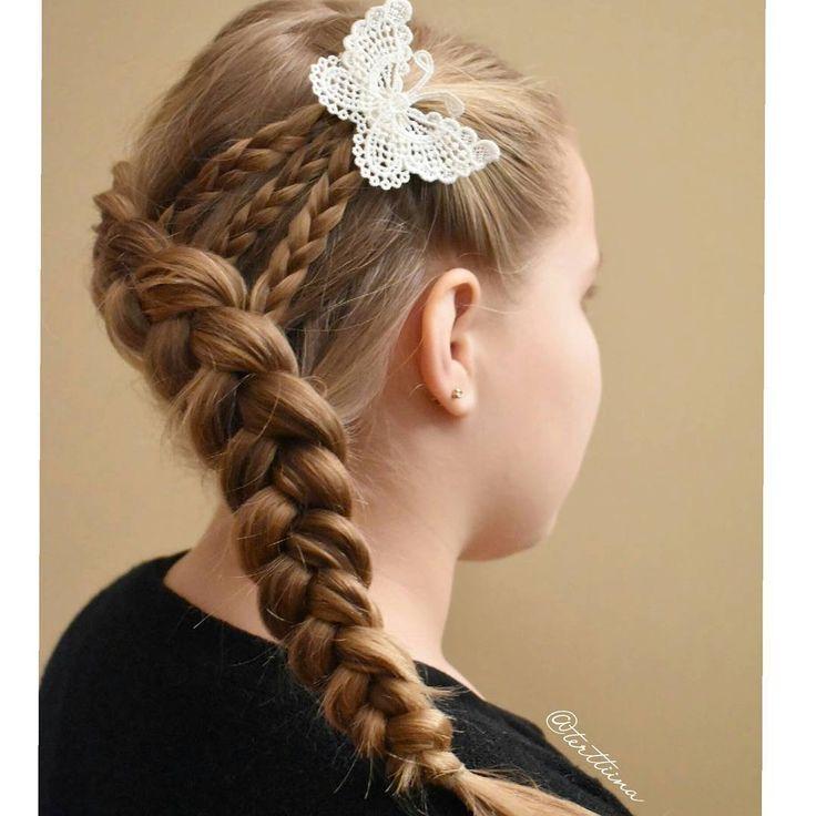 Small braids into a diagonal dutch braid!