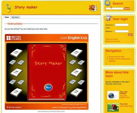 PCWebtips: 9 herramientas para Crear Narracione...