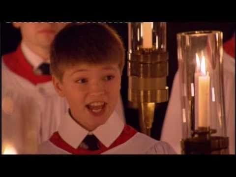 ▶ King's College Cambridge 2010 #14 I Saw Three Ships - YouTube