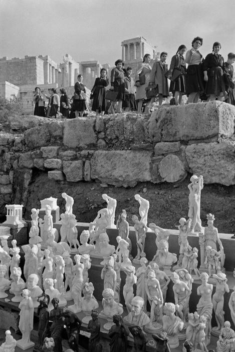 Rene Burri GREECE. 1957.
