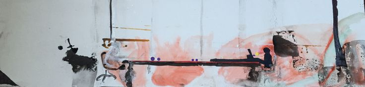 Works on paper: Alone Together  © Mona Hoel 2015