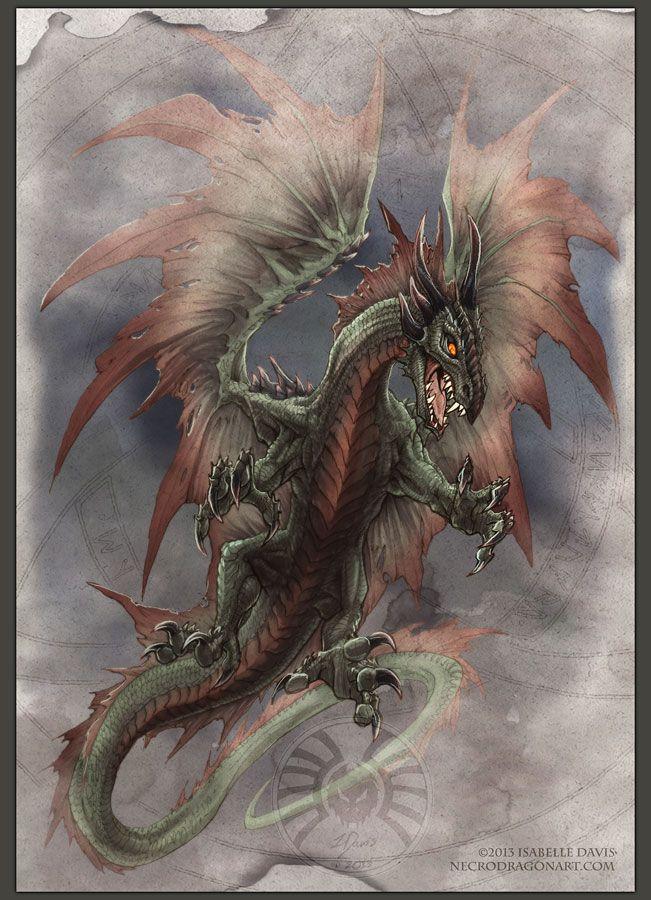 Dragon Attack! by drakhenliche.deviantart.com on @deviantART