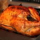 We discovered this Emeril Lagasse Recipe a few years ago, and we've repeated it every year since. It's THAT good. I don't think I could make a turkey any other way. This recipe makes for one juicy, tender turkey. SO SO good - totally worth all the brining hassle!! Note: If you can't find the...