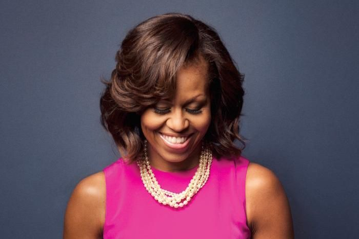 Michelle Obama biography explores race's role in her worldview
