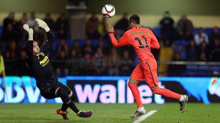 Villarreal - FC Barcelona (1-3)   FC Barcelona