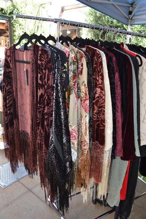 Kimono wardrobe for the bohemian babe