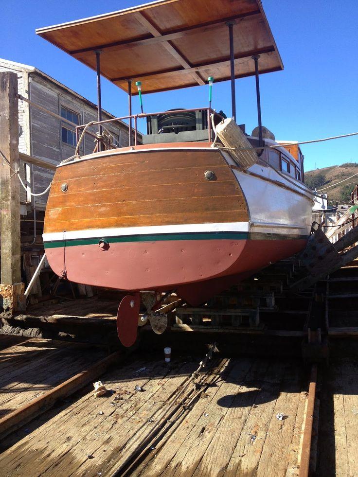 Wooden Boat Finder 1931 Fellows And Stewart Cabin Cruiser