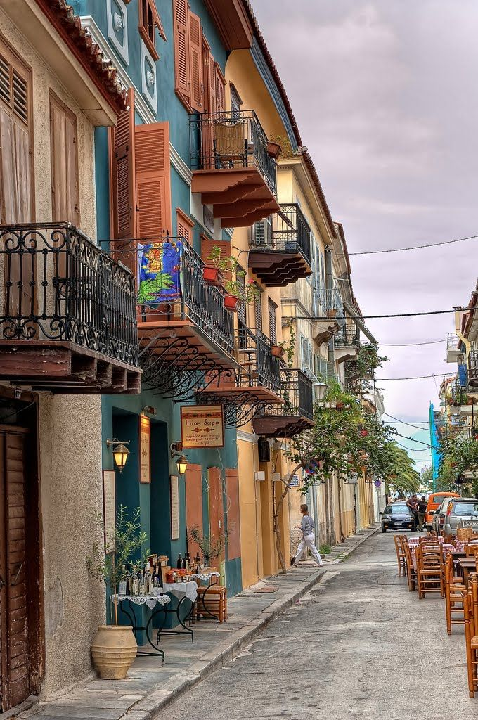 Nafplio #Greece