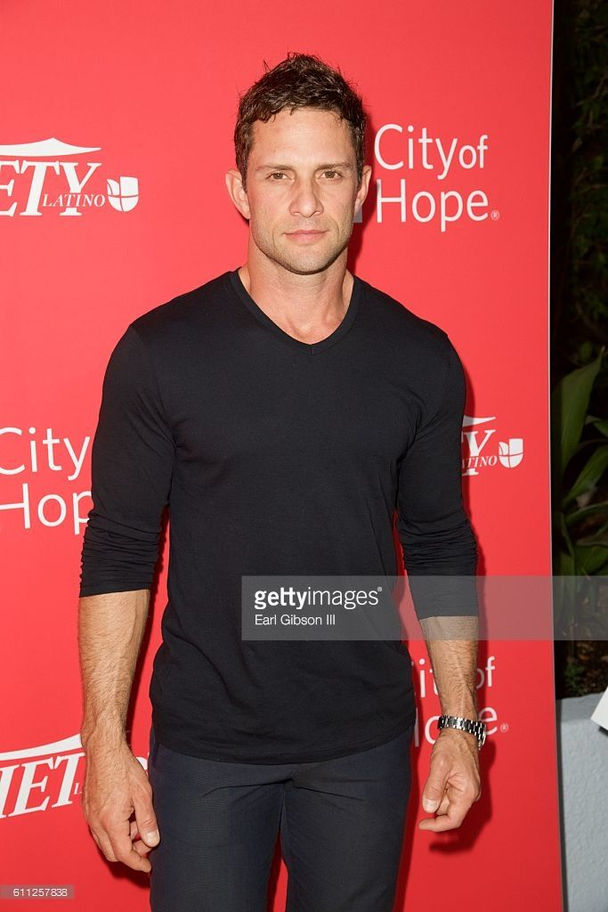 David Fumero attends Variety's 10 Latinos to watch at The London West Hollywood on September 28, 2016 in West Hollywood, California.