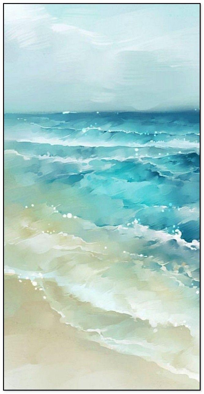 48 Simple Watercolor Painting Ideas Watercolor Painting Techniques Beach Watercolor Watercolor Paintings Easy