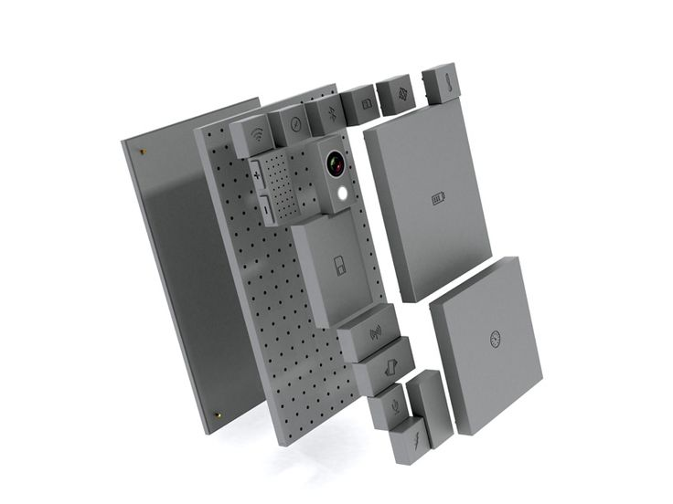 david hakkens explains his phonebloks - a modular, customizable smartphone - at #designindaba14
