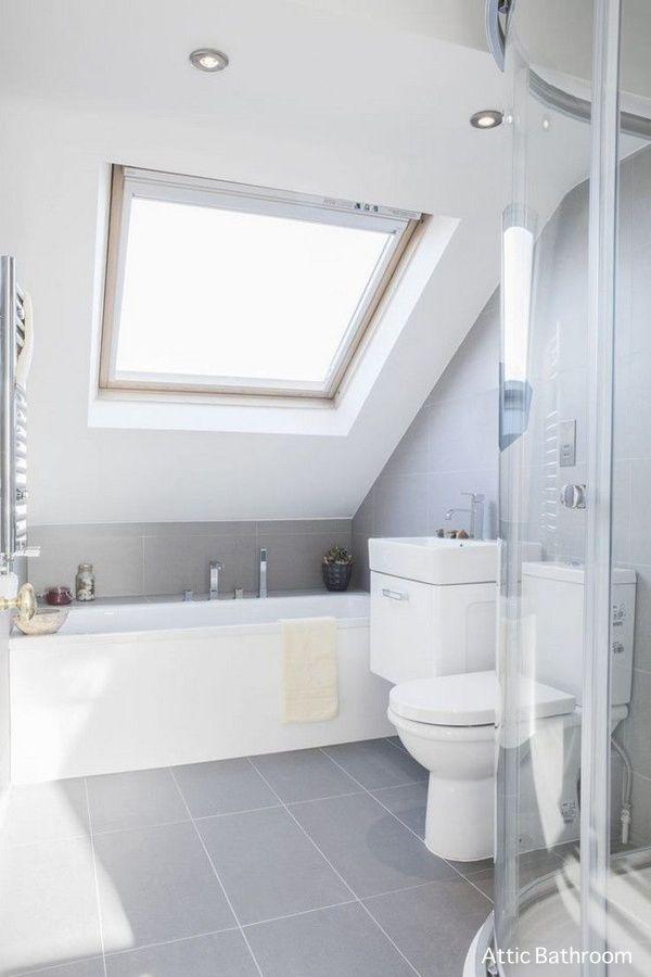 Attic Bathroom Plans Attic Bathroom Bathroom Interior Small Bathroom Remodel