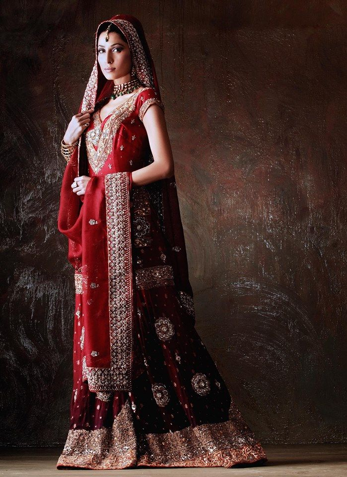 302 best dress designers images on pinterest clip art for Cheap pakistani wedding dresses