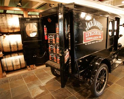 The Jack Daniels Distillery in Lynchburg, TN. Does this really need a comment?