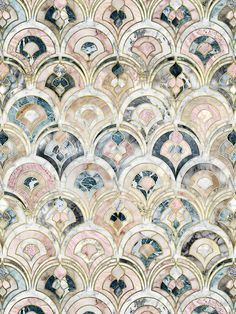 Art Deco Tiles, by m                                                                                                                                                                                 More