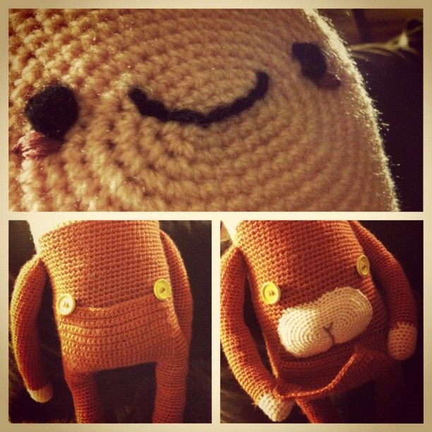 Adventure time crochet by Martuka I wish there was a pattern but I think I could fudge one