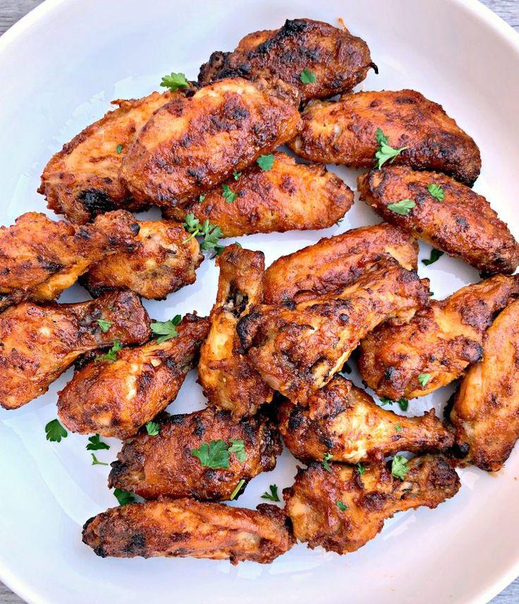 how to cook frozen chicken wings in cuisinart air fryer